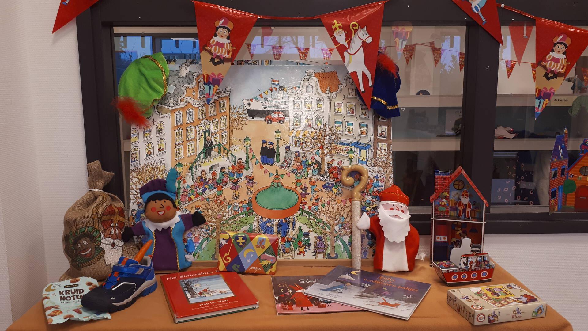 Foto's Sinterklaas