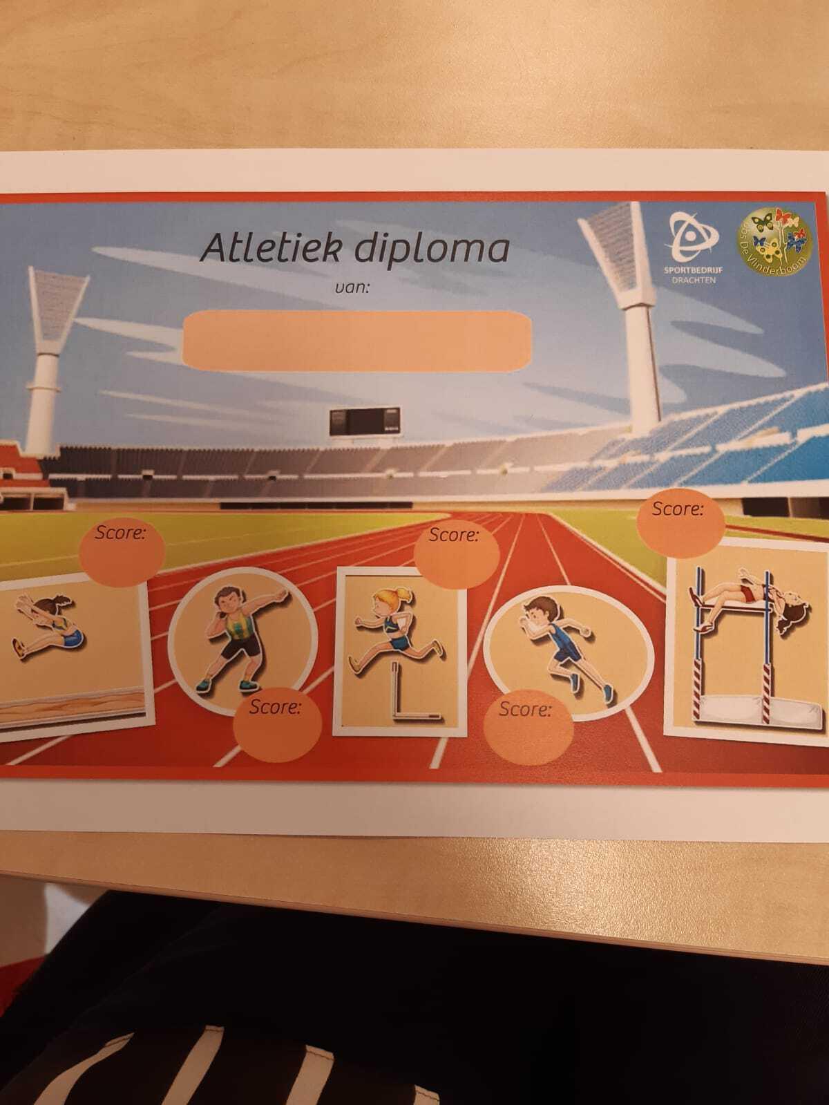 Foto's thema sport
