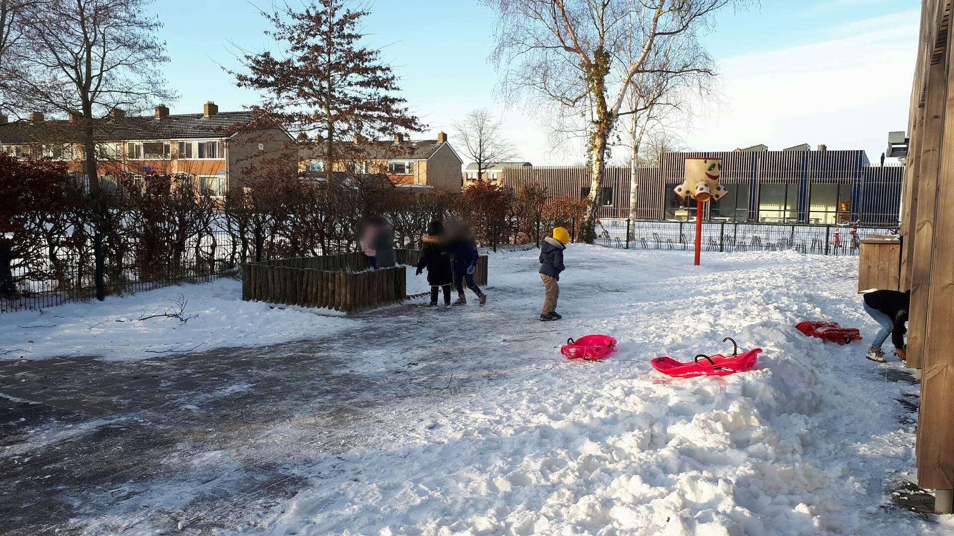 Foto's thema winter